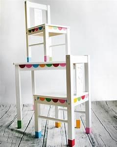 Kindertisch Und Stühle Ikea : 35 of the most colorful ikea hacks ever kinderzimmer ~ Michelbontemps.com Haus und Dekorationen