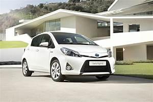Tarif Toyota Yaris : toyota yaris toyota yaris hybride le rapport qualit prix ~ Gottalentnigeria.com Avis de Voitures