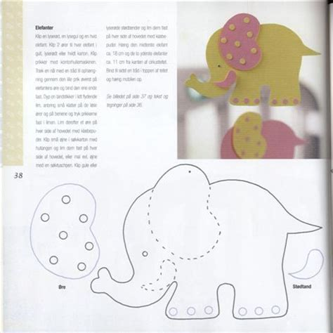 baby shower elephant template elephant template craft