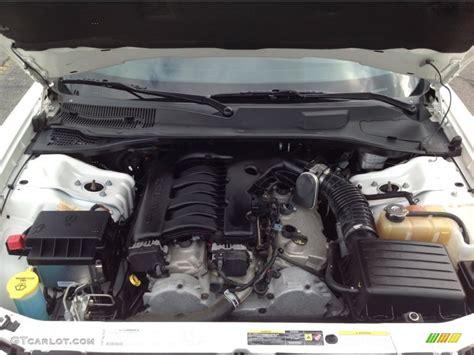 2006 Dodge Charger Se 3.5 Liter Sohc 24-valve V6 Engine