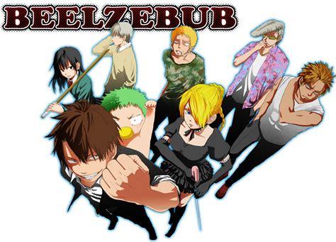 beelzebub anime pack beelzebub wallpapers high quality free