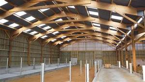Batiment En Kit Bois : prefa kit construction de bergerie de stabulation pays ~ Premium-room.com Idées de Décoration