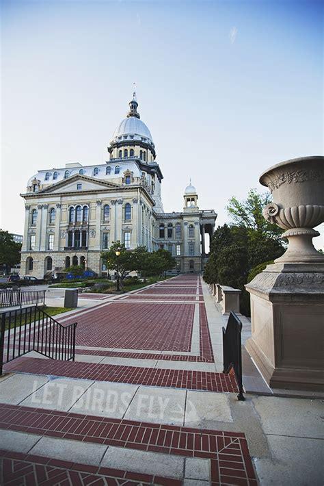 Springfield Illinois Capitol Building