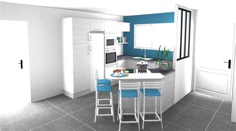 conception 3d cuisine dessin cuisine 3d espace petit dejeuner cuisines