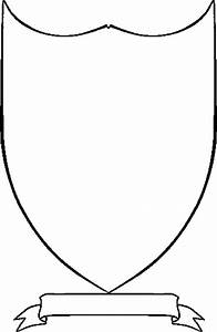 Coat Of Arms Shield Template Clipart Images Gallery For
