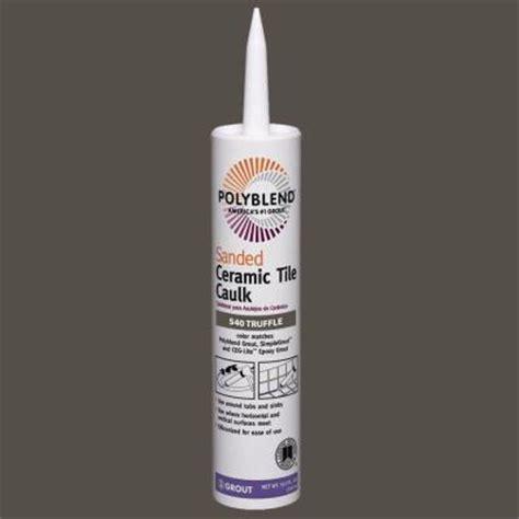 custom building products polyblend 540 truffle 10 5 oz