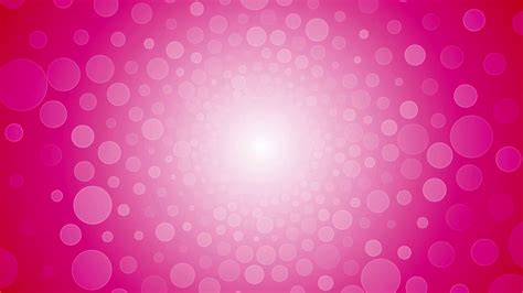 Pink Background Rotating Pink Background With A Circle Of Infinite