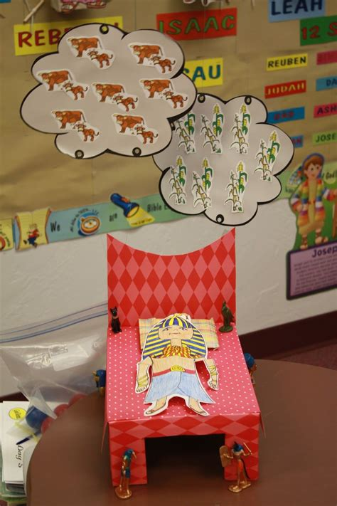 joseph dream craft sundayschoolist