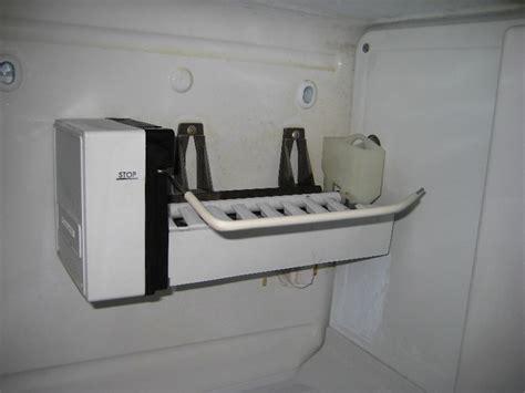 ice maker  working  amana fridge houserepairtalk