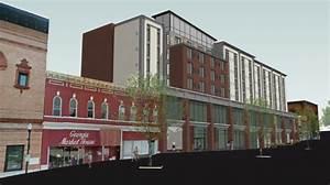 Garage Macon : new downtown development to feature hotels parking ~ Gottalentnigeria.com Avis de Voitures