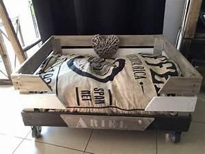 fabriquer un lit pour chien atlubcom With affiche chambre bébé avec tres grand pot de fleur exterieur