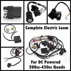 108 Wiring Harness For Atv : 250cc quad electrics 150 200cc zongshen lifan ducar razor ~ A.2002-acura-tl-radio.info Haus und Dekorationen