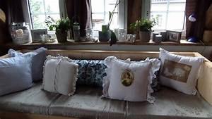 Polsterbezug Selber Nähen : diy by keka n hen lernen shabby chic styl sofabezug polsterbezug n hen anf nger tipps ~ Frokenaadalensverden.com Haus und Dekorationen