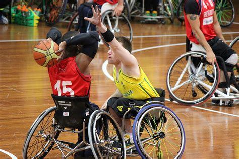 Wheelchair basketball - Simple English Wikipedia, the free ...