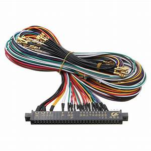 Wiring Harness Multicade Arcade Video Game Pcb Cable For