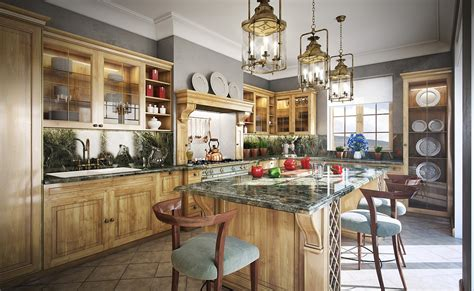 kitchen ls ideas 11 luxurious traditional kitchens