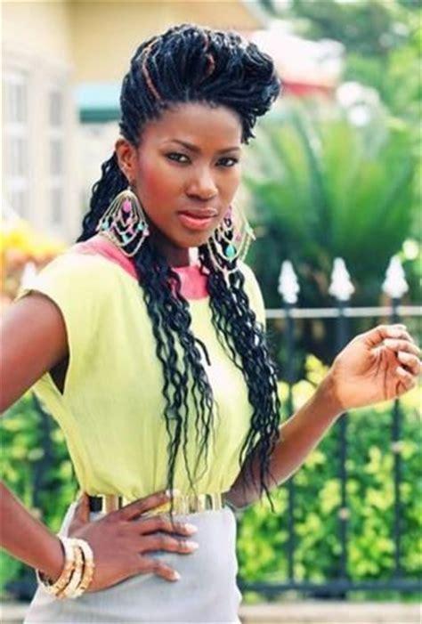 creative african hair braiding styles pretty designs