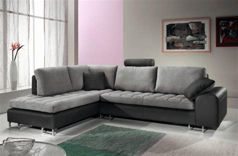 canape destockage canapé d 39 angle design en cuir destockage canapé