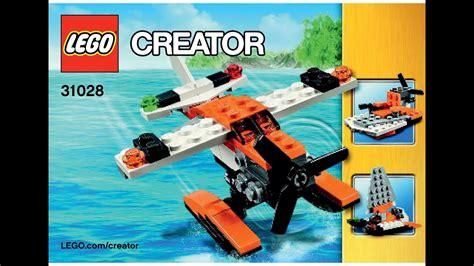 Lego Boat Plane by Lego 31028 Sea Plane Catamaran Sw Boat