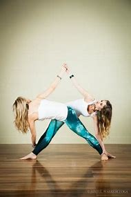 Best 25 Ideas About Partner Yoga Poses