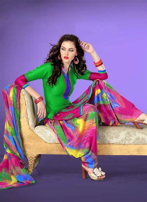 latest punjabi patiala salwar kameez designs