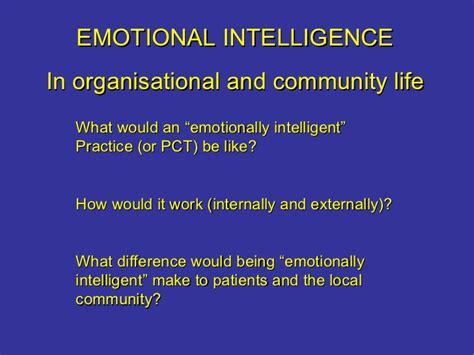 Emotional Intelligence 2