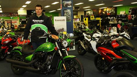 Mandurah Motorcycle Dealer Does Wheely Good Job