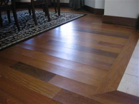 Hardwood floor cupped when installed. : Yikes I Have Problems!