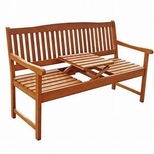 Tisch Klappbar Holz : gartenbank mit integriertem klapptisch aus holz ideal f r picknick oder schach ebay ~ Orissabook.com Haus und Dekorationen