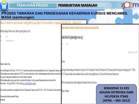 surat rasmi aduan gangguan elektrik grasmi