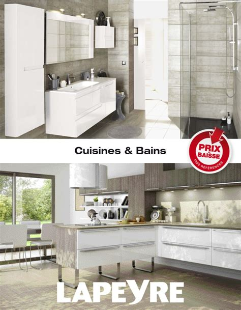 cuisines but catalogue beautiful meuble wc but 8 catalogue lapeyre cuisines