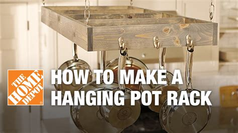 how to cook a rack of how to make a hanging pot rack