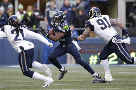 seahawks  rams whats  game plan  st louis