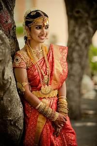 Elegant Looks Of South Indian Brides