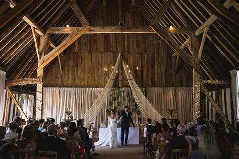 Ceremony Decorations By Clock Barn