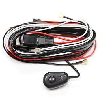 Aliexpress Buy Two Lights Connectors Wiring Harness