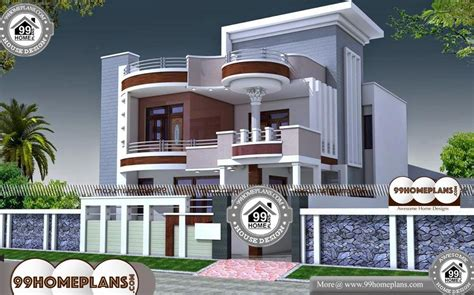 storey townhouse plans  modern contemporary house collections