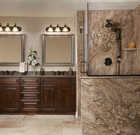 tahoe acrylic granite bathroom wall surround  bath