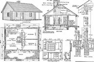 cabin building plans free log home plans 40 totally free diy log cabin floor plans