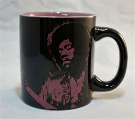 jimi hendrix purple haze coffee mug  oz classic rock