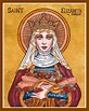 10+ images about Saint Elizabeth of Hungary on Pinterest ...