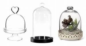 Cloche De Verre : cloche en verre maison du monde ~ Teatrodelosmanantiales.com Idées de Décoration