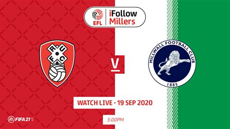 READ | Watch all the action from Millwall clash for £10 ...