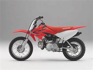 How Do I Compare A Honda Crf 70 And Xr 70  Ehow