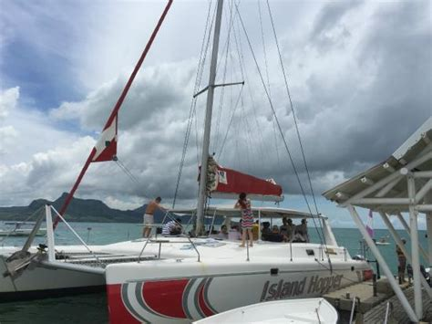 Catamaran Cruise Mauritius Tripadvisor by Close Up Shot Of Bbq Picture Of Catamaran Cruises