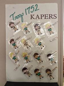 Cynde 39 S Place Girl Scout Kaper Charts