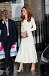 The Duchess of Cambridge Recycles Off-the-Shoulder Dress ...