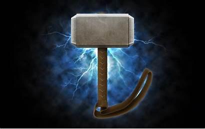 Hammer Thor Thors Rang Bang Deviantart Wallpapers