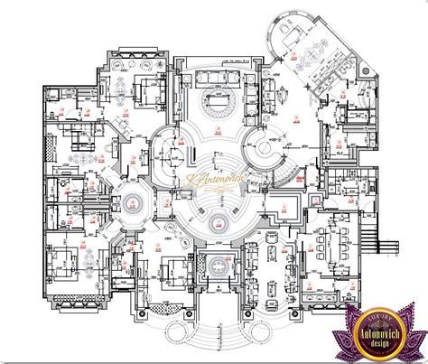 luxury plans design