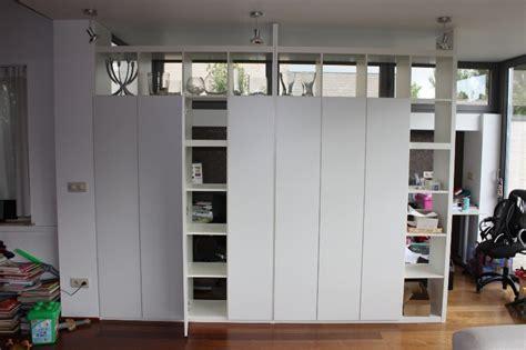 Ikea Living Room Ideas 2012 by Closed Expedit Wall Ikea Hackers Ikea Hackers